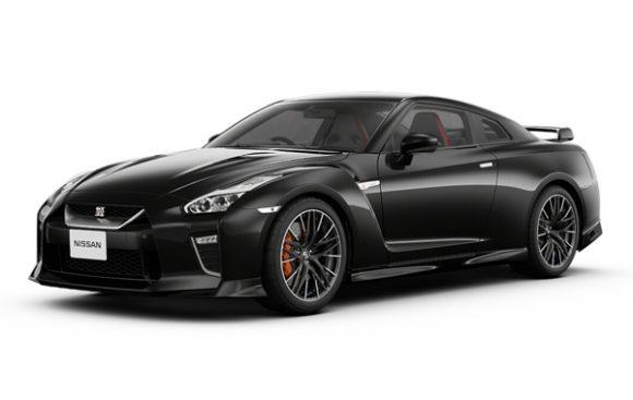 NISSAN GT-R Black edition(4WD)